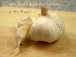 Shingles home treatment